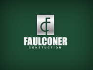 Faulconer or Faulconer Construction Logo - Entry #115