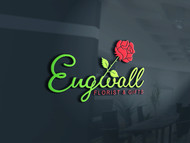 Engwall Florist & Gifts Logo - Entry #217