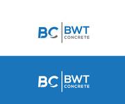 BWT Concrete Logo - Entry #57