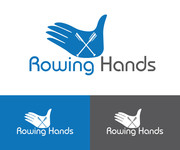 Rowing Hands Logo - Entry #60
