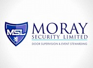 Moray security limited Logo - Entry #9