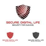 Secure. Digital. Life Logo - Entry #26
