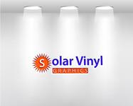 Solar Vinyl Graphics Logo - Entry #113