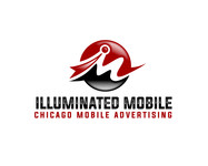 Illuminated Mobile  OR Illuminated M ... I own both urls and I'm still considering what brand to lead with. Logo - Entry #16