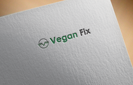 Vegan Fix Logo - Entry #96