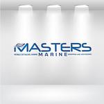 Masters Marine Logo - Entry #82