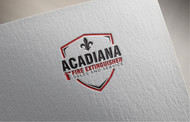 Acadiana Fire Extinguisher Sales and Service Logo - Entry #266