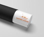 Masters Marine Logo - Entry #190