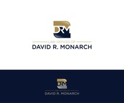 Law Offices of David R. Monarch Logo - Entry #91