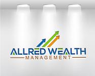 ALLRED WEALTH MANAGEMENT Logo - Entry #811