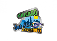 Chicago Jet Ski Adventures Logo - Entry #14