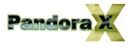 Pandora X Logo - Entry #8