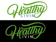 Healthy Livin Logo - Entry #520