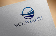 MGK Wealth Logo - Entry #69