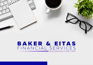 Baker & Eitas Financial Services Logo - Entry #6