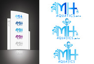 MH Aquatics Logo - Entry #122