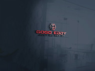 GoGo Eddy Logo - Entry #143