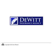 """""""DeWitt Insurance Agency"""" or just """"DeWitt"""" Logo - Entry #183"""