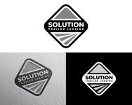 Solution Trailer Leasing Logo - Entry #344