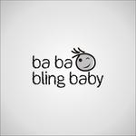 Ba Ba Bling baby Logo - Entry #121