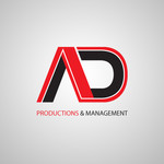 Corporate Logo Design 'AD Productions & Management' - Entry #74