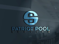 Patriot Pool Service Logo - Entry #215