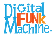 Digital Funk Machine LLC Logo - Entry #74
