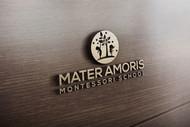 Mater Amoris Montessori School Logo - Entry #105