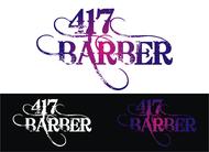 417 Barber Logo - Entry #82