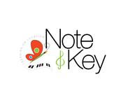 Note & Key Logo - Entry #72