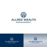 ALLRED WEALTH MANAGEMENT Logo - Entry #798