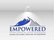 Empowered Financial Strategies Logo - Entry #354
