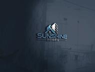 Sunshine Homes Logo - Entry #137