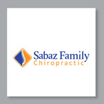 Sabaz Family Chiropractic or Sabaz Chiropractic Logo - Entry #222