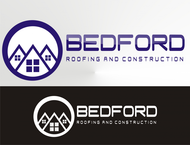 Bedford Roofing and Construction Logo - Entry #51