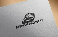 Stealth Projects Logo - Entry #227