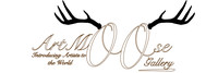 ArtMoose Gallery Logo - Entry #57