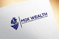 MGK Wealth Logo - Entry #283
