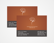 Logo & business card - Entry #23