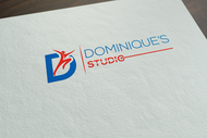 Dominique's Studio Logo - Entry #221