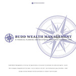 Budd Wealth Management Logo - Entry #454