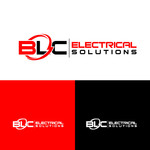 BLC Electrical Solutions Logo - Entry #181