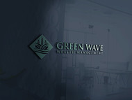 Green Wave Wealth Management Logo - Entry #416