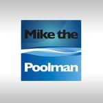 Mike the Poolman  Logo - Entry #22