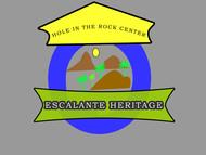 Escalante Heritage/ Hole in the Rock Center Logo - Entry #103