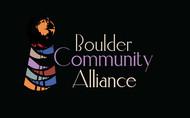 Boulder Community Alliance Logo - Entry #170