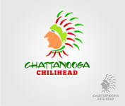Chattanooga Chilihead Logo - Entry #9