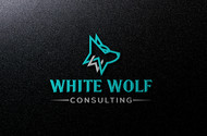 White Wolf Consulting (optional LLC) Logo - Entry #224