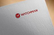 Watchman Surveillance Logo - Entry #18