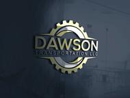 Dawson Transportation LLC. Logo - Entry #270